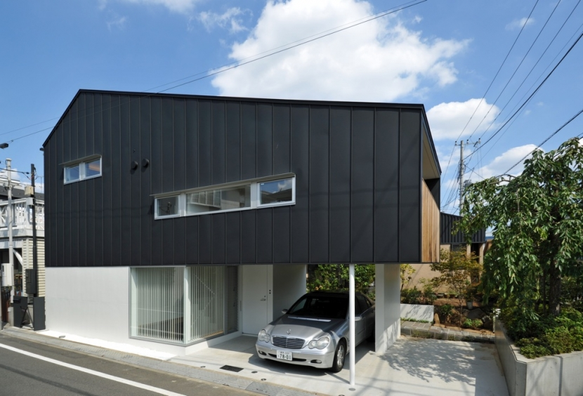 建築家:中西ヒロツグ「下井草の家-2」