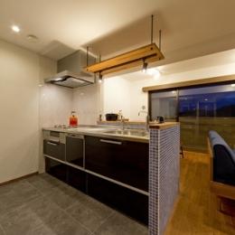大好きなインテリアに囲まれて「すっきり」暮らすSimple Life-キッチン1