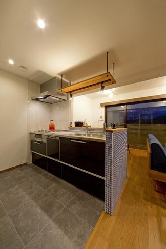 大好きなインテリアに囲まれて「すっきり」暮らすSimple Lifeの写真 キッチン1