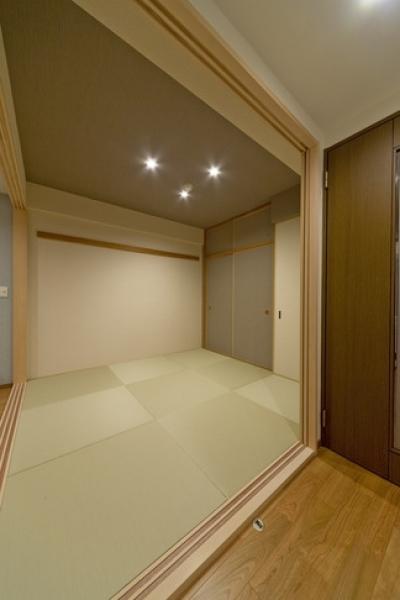 和室 (大好きなインテリアに囲まれて「すっきり」暮らすSimple Life)