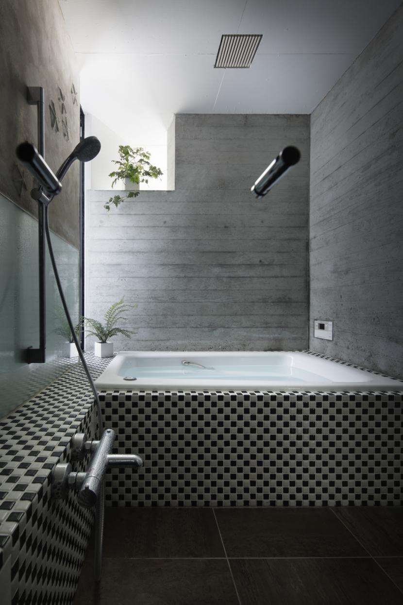 SHEER DROP2の部屋 浴室