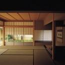 渡辺仁の住宅事例「藪椿の家」