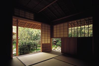 藪椿の家の部屋 和室2