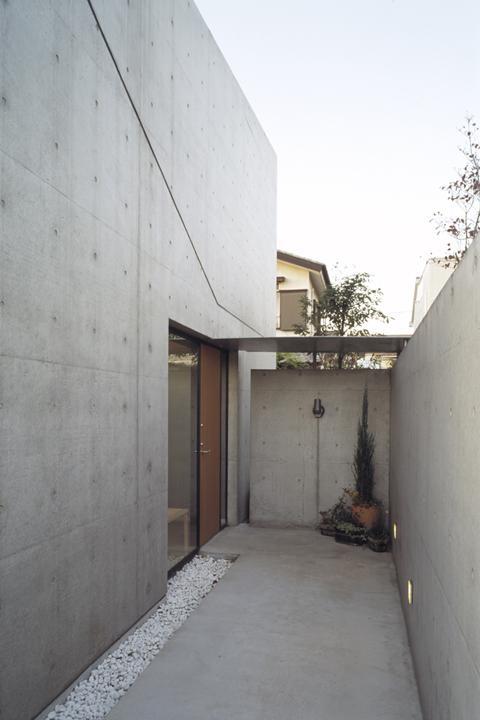 建築家:田辺芳生「前橋の家」