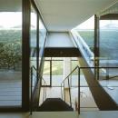 階段上からの眺め