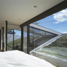 前橋の家 (ベッドルーム)