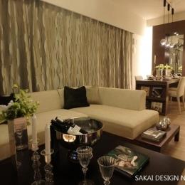 ライオンズ北浦和ステーションレジデンス (Luxury_Living&Dining)