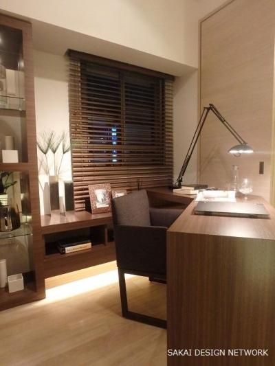 Luxury_Den (ライオンズ北浦和ステーションレジデンス)