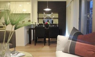 Modern_Living&Dining|ライオンズ北浦和ステーションレジデンス