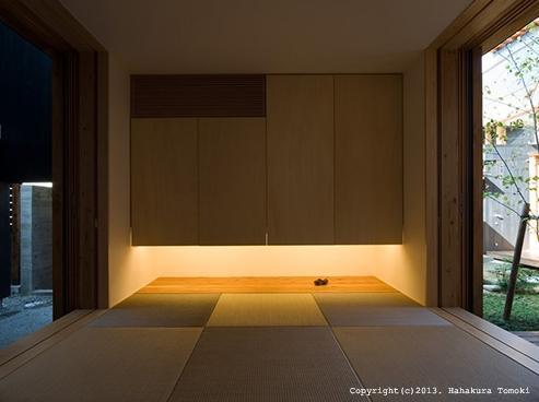 内原の家の部屋 和室