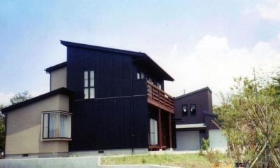 HOUSE IN (外観)