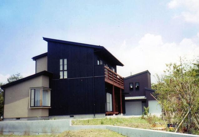HOUSE IN (外観)