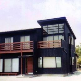 HOUSE IN (外観2)