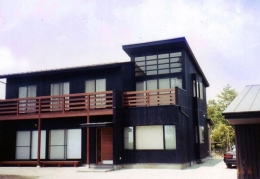 HOUSE IN (外観2)