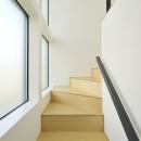 階段スペース(撮影:KEN五島)