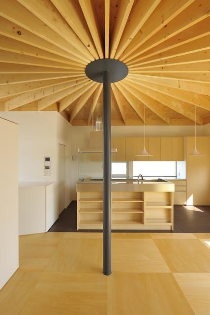 focus canvasの部屋 キッチン(撮影:KEN五島)