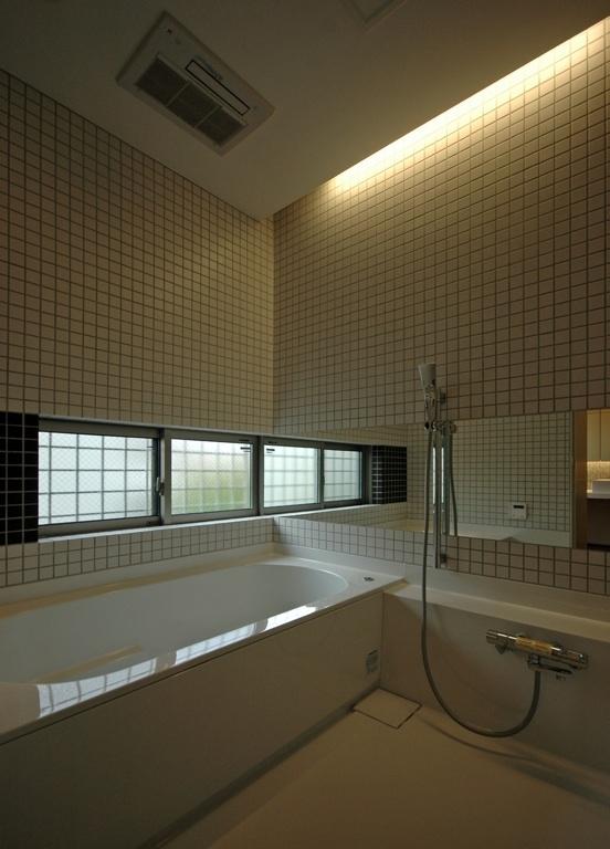 田園調布の家の部屋 浴室