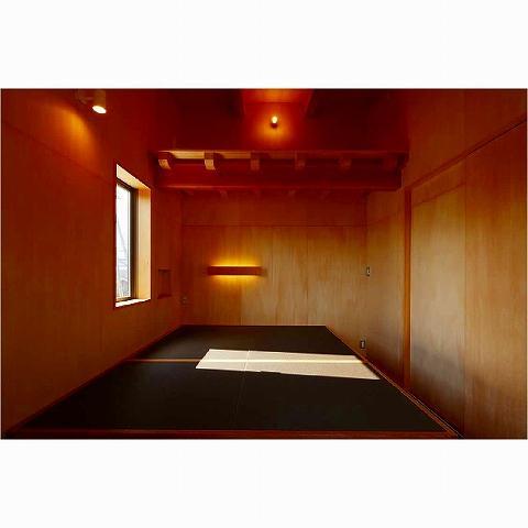 鈴鹿の曲がり屋の部屋 寝室