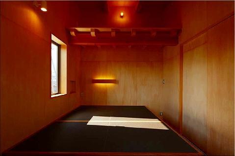 鈴鹿の曲がり屋 (寝室)