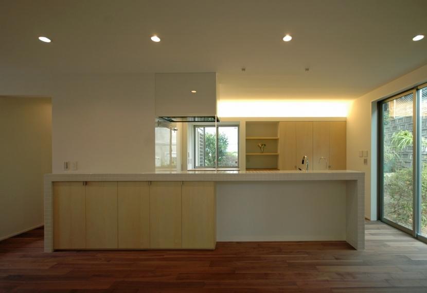 田園調布の家の部屋 キッチン