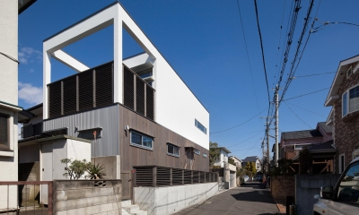 藤沢の家/Na邸
