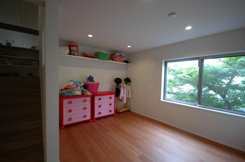 田園調布の家の部屋 プレイルーム