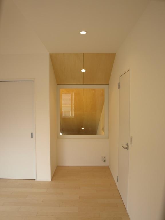 田園調布の家の部屋 寝室