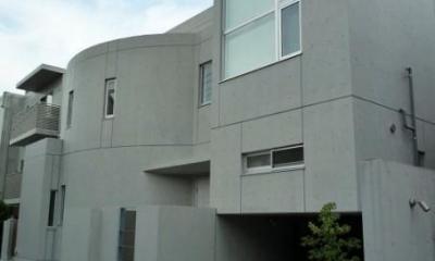 目黒のアトリエ住宅