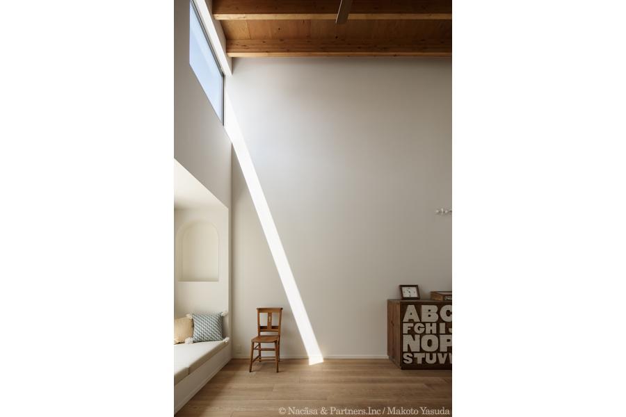 建築家:谷口智子「ごろりの家」