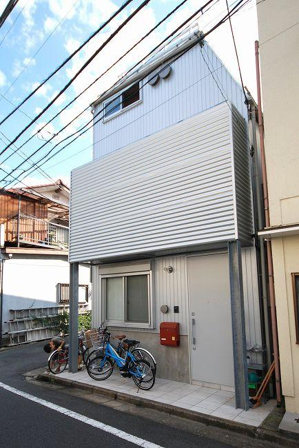建築家:葛西潔「47/100 石神井台の木箱」