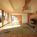 関口岳志の住宅事例「縁の住まい」