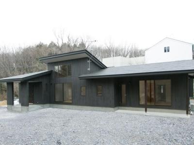 外観 (IZUMI HOUSE)