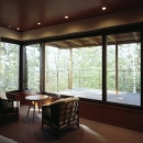 津野恵美子の住宅事例「富士山麓の家」