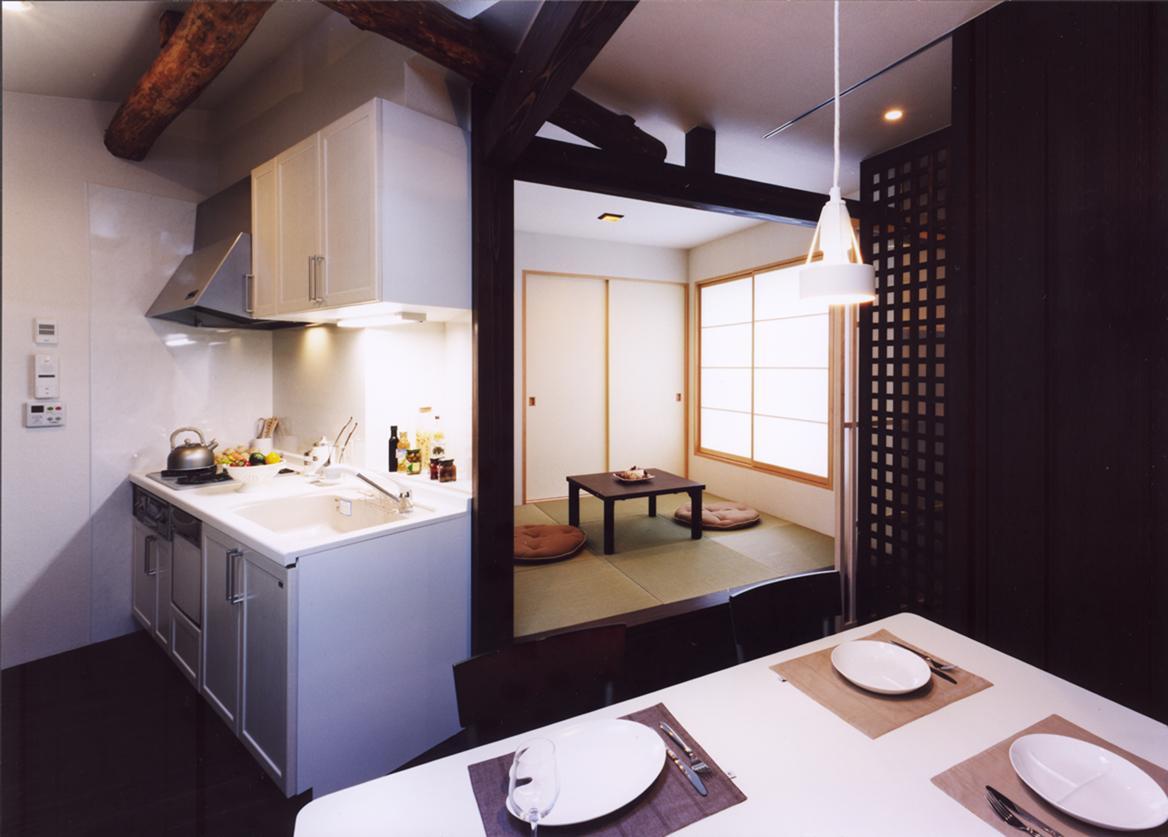 気まずい家の部屋 住居スペース(撮影:玉森潤一)