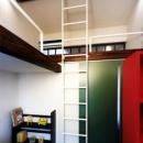 小川 一の住宅事例「気まずい家」