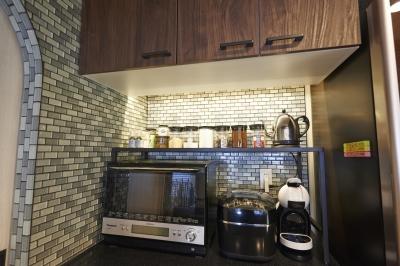 キッチン (港区のSOHO)