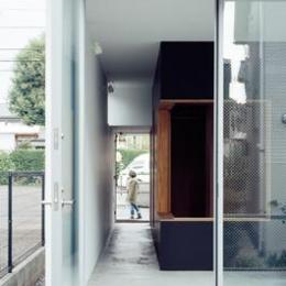 クウハウス (視線や風の抜ける開放的なつくり(撮影:西川公朗))