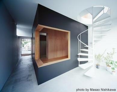 建築家:比護結子「クウハウス」