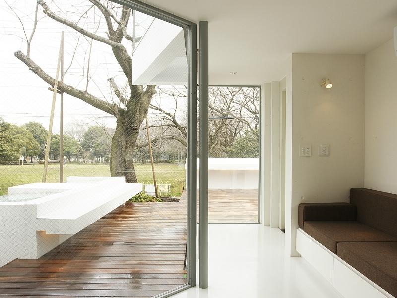 建築家:庄野健太郎「+花見台」