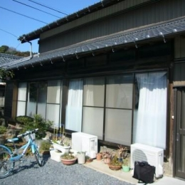 Wa邸 (外観-Before)
