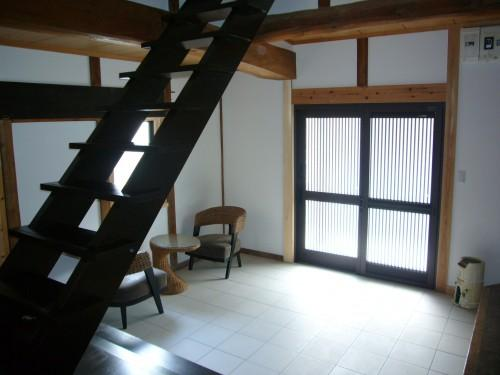 Wa邸の部屋 玄関-After