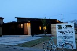 湊の家 (外観)