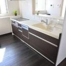 河野秀親の住宅事例「洗足の家」