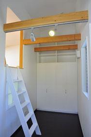 洗足の家の写真 子供部屋