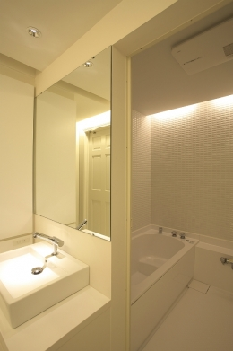 m&n house (浴室)