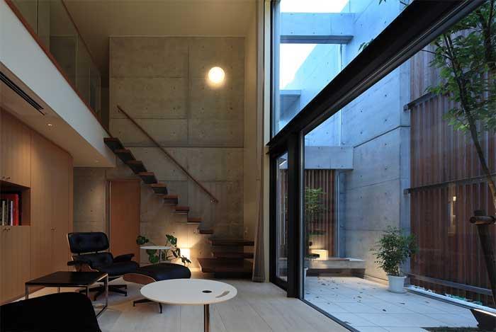 建築家:松木貴史「岸本の町家」