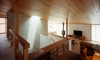 書斎|牛久の家