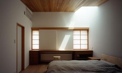 寝室|牛久の家