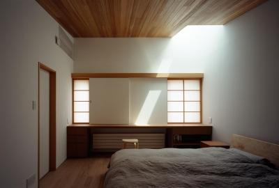 寝室 (牛久の家)