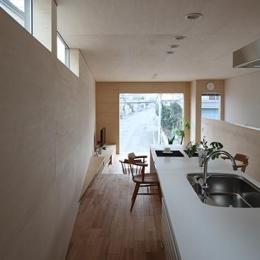 手稲の家 (キッチン)
